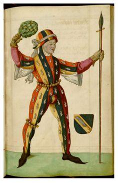 Schembartbücher, Nürnberg, carnival book, 1590/1620