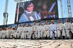 Kirkon valtakunnalliset musiikkijuhlat helsingissä, juhlamessu