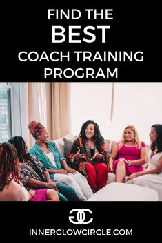 In this day it can be extremely overwhelming to find the best coach training program that feels right for you.
