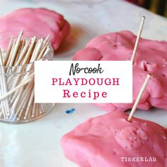 no cook playdough (1