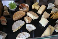 Best of British & French cheese