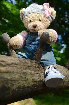Auf dem Waldspielplatz…18/365 | Flickr - Photo Sharing!