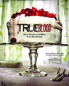 True Blood's recipe book!!!
