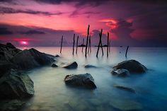 Ghost Island by Echi Amenk Fariza