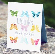 Butterflies – 3 x 3 | honeybeelane