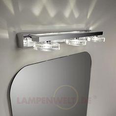 LED-Spiegelleuchte Elle 3-flammig IP44 8015705