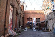 Patrimonio Industrial Arquitectónico: Ejemplos de reutilización de Patrimonio Industrial...