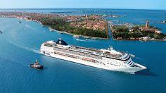 399 € -- Last Minute: Kreuzfahrt ab Venedig ins Rote Meer