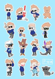 Tom Kittycarlo: omg what is that for a cute art style?! ♡ (Credit to the artist)