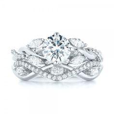 Custom Diamond Engagement Ring | Joseph Jewelry | Bellevue | Seattle | Online | Design Your Own Engagement Ring