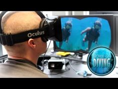 Online Multiplayer Dive Game with Oculus Rift Support.