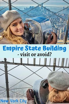 Our latest #travelfail was to visit the Empire State Building on a cloudy day. The views were completely blocked! After we complained at the reception downstairs, we got free re-entry on any day. But was it worth it?