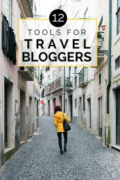 12 Tools for Travel Bloggers - The Overseas EscapeThe Overseas Escape