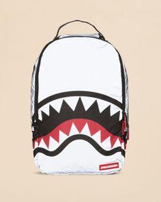 Sprayground 3M Reflective Shark Backpack