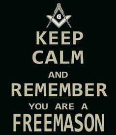 Masones......mi viejito era uno
