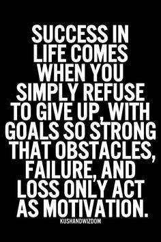 #kasar - persistence equals success