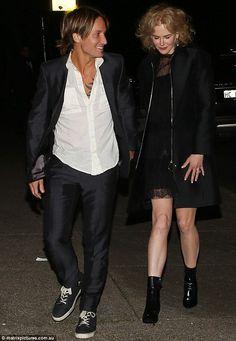 Nicole Kidman celebrates 10th wedding anniversary with Keith Urban