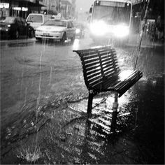 Rain, rain, rain on me!