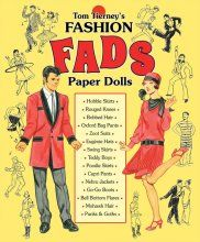 Tom Tierney's Fashion Fads [Fashion history and fun] : Paper Dolls of Classic Stars, Vintage Fashion and Nostalgic Characters, for Kids and Collectors Victorian Paper Dolls, Vintage Paper Dolls, Barbie Paper Dolls, Paper Dolls Book, Skirt Pants, Pants Outfit, Barbie Fashion Sketches, Oxford Bags, Hobble Skirt