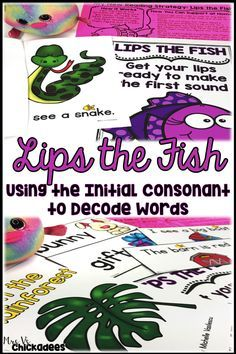 Lips the Fish Readin