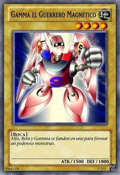 Todas las cartas de Yu-Gi-Oh Parte 2 - Taringa!