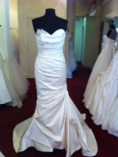 Newest arrival of wedding gowns at Maiden Voyage Bridal. Visit https://www.facebook.com/MaidenVoyageBridal fore more pictures.