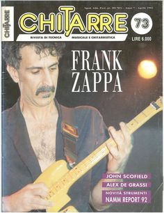 Chitarre 92  Italian guitar instruction monthly.