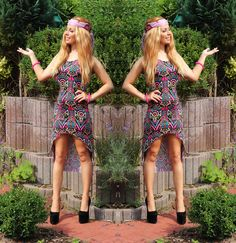 #romwe #dress #yulie #yuliekendra #summer #blogger #blog #outfit #ootd #sun #germany
