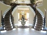 Grand Foyer - traditional - staircase - cleveland - by Schill Architecture LLC