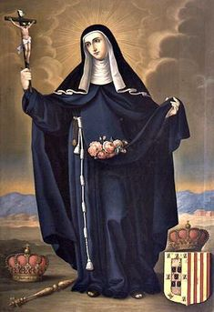 Saint Elizabeth of Portugal pray for us and brides, queens and Third Order of St. Francis.  Feast day July 4.