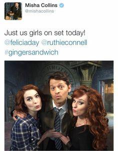 Felicia, Misha, and Ruth