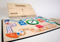 Portfolio Board Game (Student Work) on Packaging of the World - Creative Package…