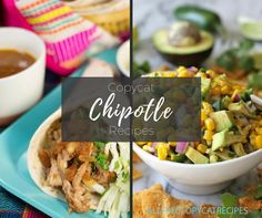 If you love eating at Chipotle Mexican Grill, then you will love these great copycat recipes. We have Chipotle chicken recipes, Chipotle guacamole recipes, and more. Chipotle Guacamole Recipe, Chipotle Copycat Recipes, Chipotle Mexican Grill, Cracker Barrel Recipes, Fondue Recipes, Mexican Food Recipes, Ethnic Recipes, Restaurant Recipes, Going Vegan