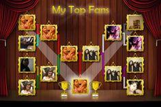 My Top Fans Del Facebook! :D : [b]Estos son las top 8 amigas de Stefanis:[/b] [i]1) -Flor Fernandez- 2) Orne Minichillo 3) Cintia Rivarola 4) Silvana Almiròn 5) Mica Isuse 6) Viviana Bravo 7) Flopy Quintana 8) Naiir Galeano[/i] | tipo0nd4t0p
