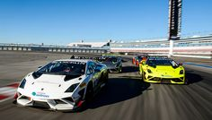 This is your chance to race a Lambo! #Lamborghini #Race #Cars #RobbReport