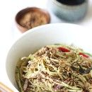 Season with Spice - an Asian Spice Shop: Zucchini Slaw with Asian Vinaigrette