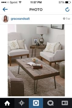 Love this table and set up from #graceandsalt
