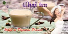 Chai tea is a traditional Indian tea in use for decades. It is used to fight free radicals and promote digestion.