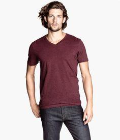 Es una camiseta roja y me gusta.