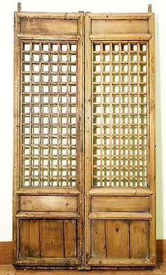 65 amazing antique chinese screen door wall hanging room divider rh pinterest com
