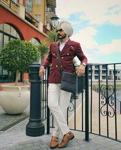Blazer For Men Wedding, Wedding Men, Wedding Suits, Mens Fashion Suits, Mens Suits, Punjabi Men, Indian Groom Wear, Designer Suits For Men, Pic Pose