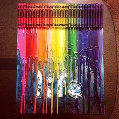 Crayon art... life :)