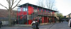 Morpeth School- Urban Space Management was employed to design extensions to Morpeth School in London when more classrooms were required.