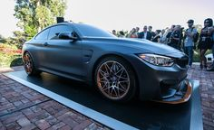 BMW M4 GTS Concept Revealed: A Harder-Core M4 – News – Car and Driver