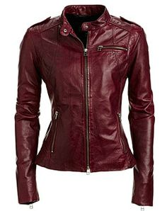 Danier, leather fashion and design. I wish it came in faux leather! Also, Emma Swan's jacket?