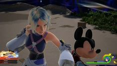KINGDOM HEARTS HD 2.8 Final Chapter Prologue  Simple And Clean Ray Of Hope MIX Trailer
