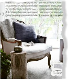 Homes: The perfect fit. Clipped from Home Beautiful using Netpage.