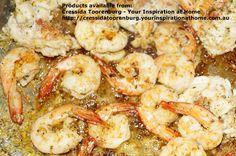 Sizzling Prawns using YIAH Intense Garlic Oil and YIAH Herb and Garlic Dip Mix My Favorite Food, Favorite Recipes, Garlic Dip, Garlic Olive Oil, Home Recipes, Prawn, Recipe Ideas, Herbs, Cooking