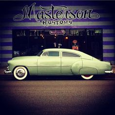 """I was recently informed by someone that word on the street is that my """"hourly rate"""" is too high. Just to set it straight my place has the lowest """"hourly rate"""" of any shop I've seen. Shop around to discover """"you can't afford not to get real deal Kustom shit from the last real Kustom shop."""" This has been a public service announcement from the good people at #MastersonKustoms by mastersonkustoms"""