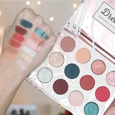 """851 Likes, 20 Comments - Jen (@beauddiction) on Instagram: """"Swatches and First Look at the new @colourpopcosmetics x @kathleenlights collab! It drops this…"""""""